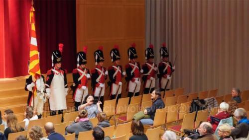 Musique & Batterie de marche des Vieux-Grenadiers de Genève.25 novembre 2018, 17h00, Salle communale Lachenal©lactudegeneve.ch