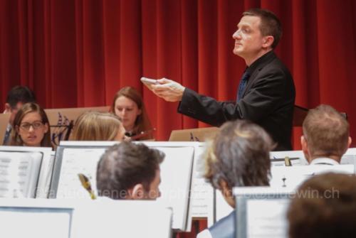 Concert Musique Municipale de Versoix (MMV) .25 novembre 2018, 17h00, Salle communale Lachenal©lactudegeneve.ch