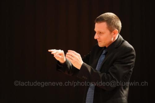 Concert réunissant la Musique Municipale de Versoix (MMV) ©lactudegeneve.ch