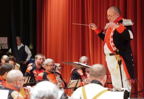 Concert Musique & Batterie de marche des Vieux-Grenadiers de Genève.25 novembre 2018, 17h00, Salle communale Lachenal©lactudegeneve.ch